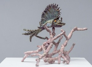 "Striking Starkey Super-Star | Bronze | 12""x10""x8"" 