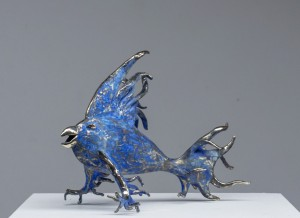 "Tangling Tentacles Tingling | Bronze | 12""x10""x8"" | $3500"